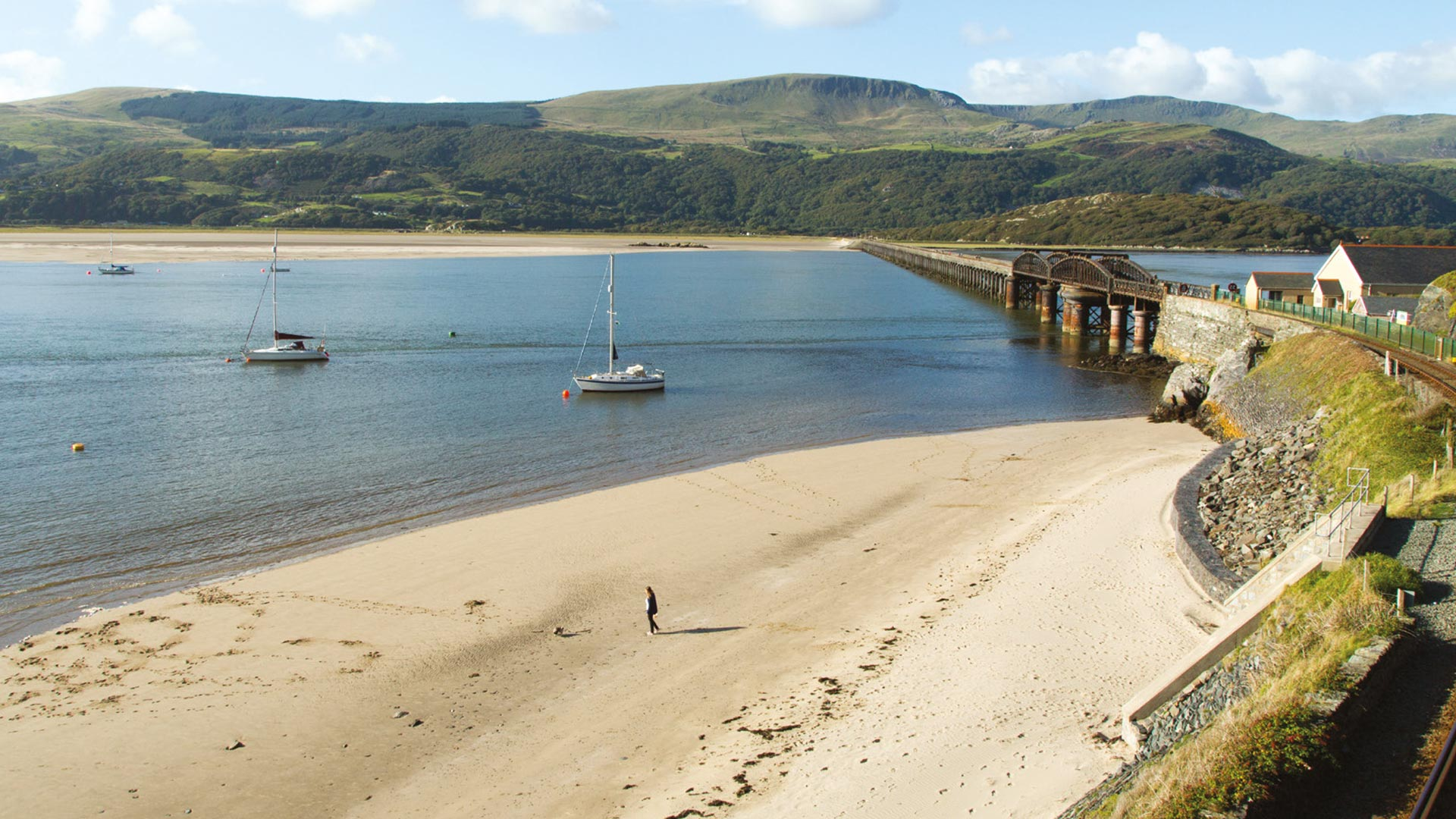 Barmouth Bay, West Wales