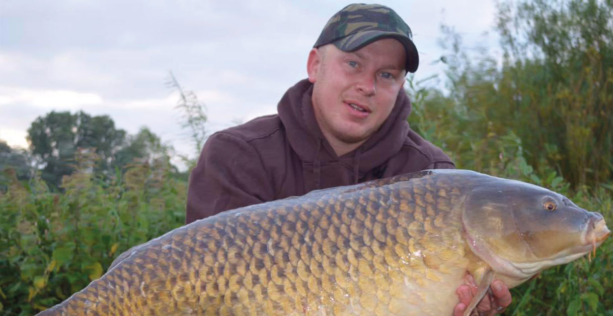 Duane of Duane's Tackle Shop, Tattershall Lakes
