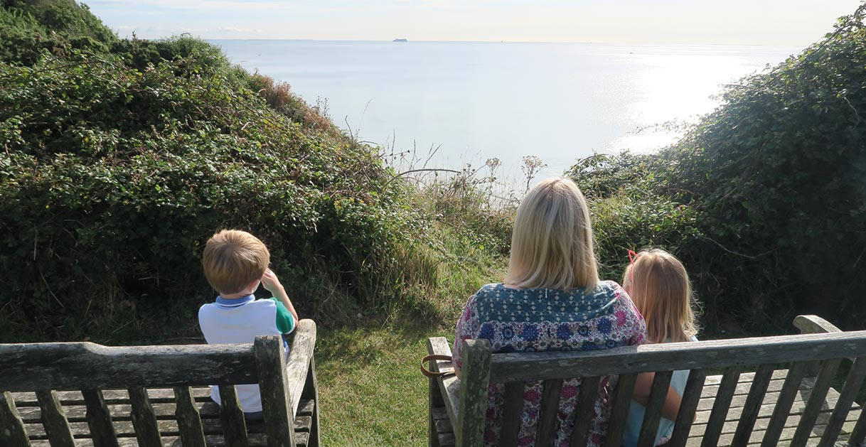 Holidays with Kids - Scenic Views