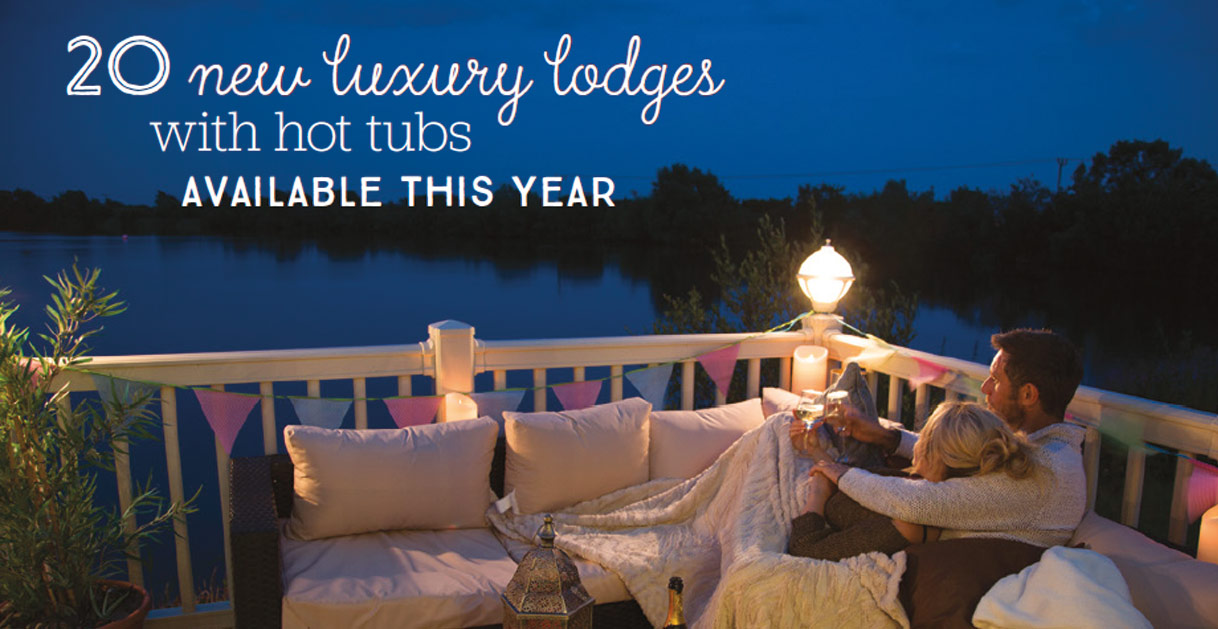 Luxury Lodges with Hot Tubs at Away Resorts