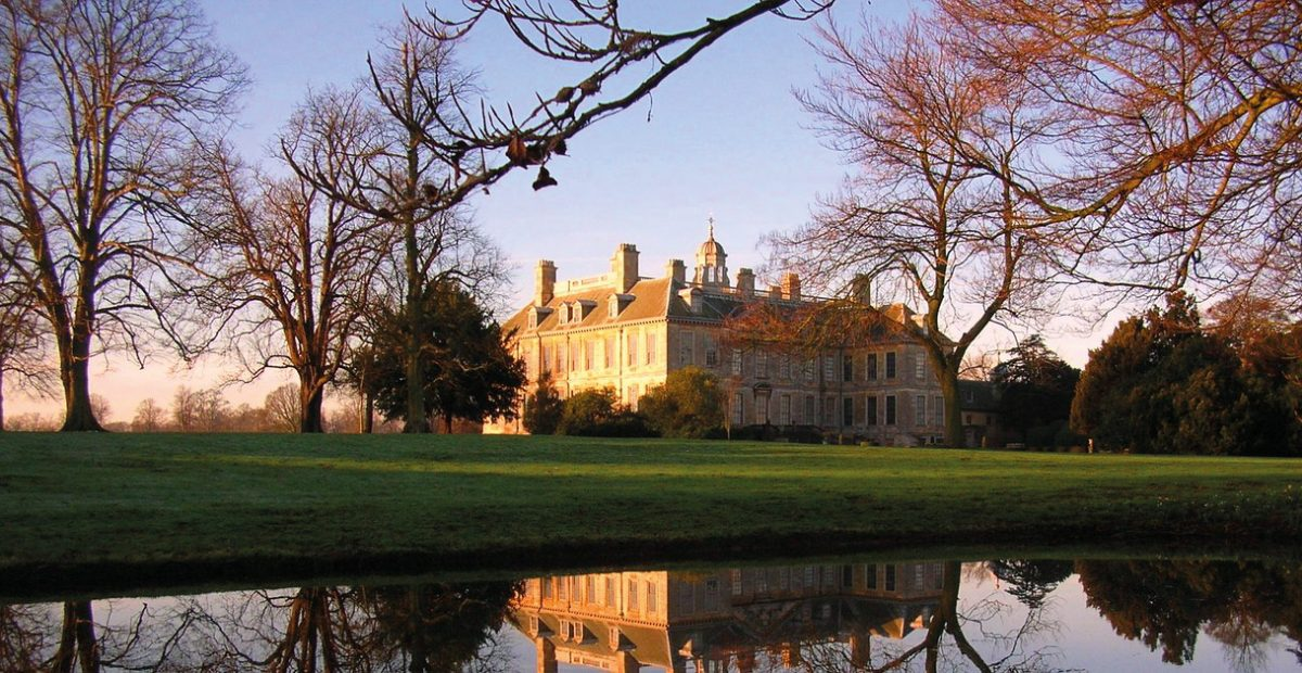Belton House near Tattershall Lakes