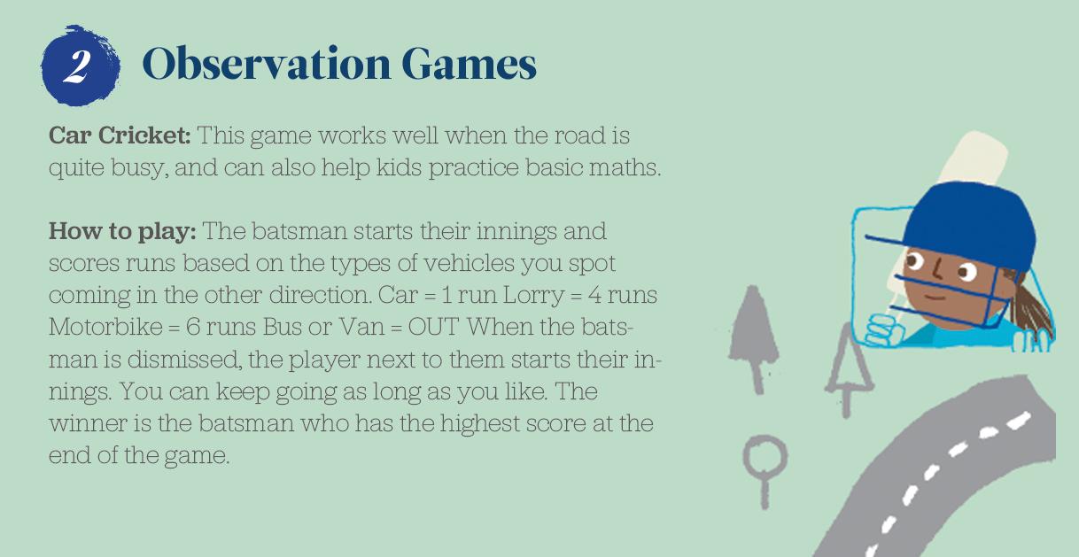 2. Observation Games