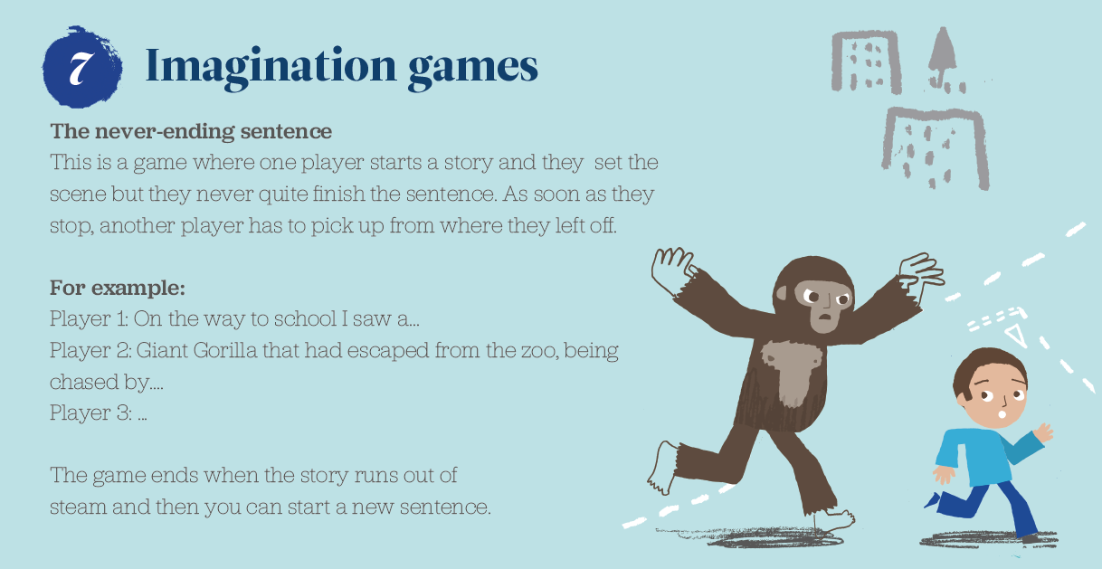 7. Imagination Games