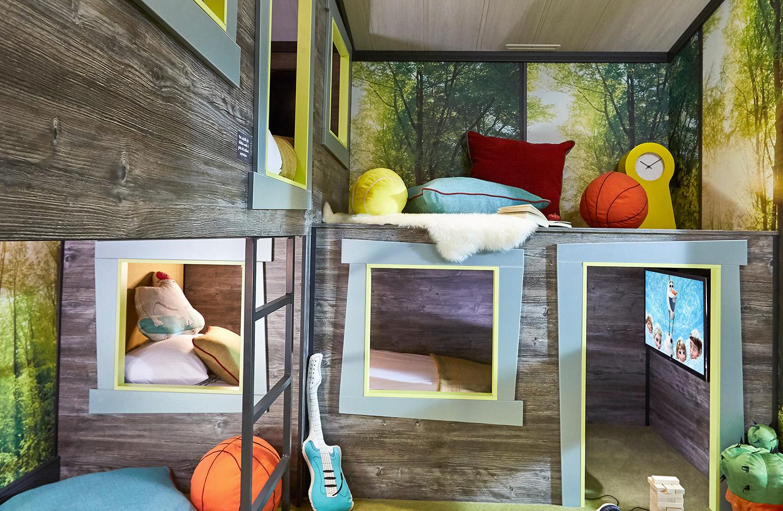 The TriBeCa - Kids Bedroom