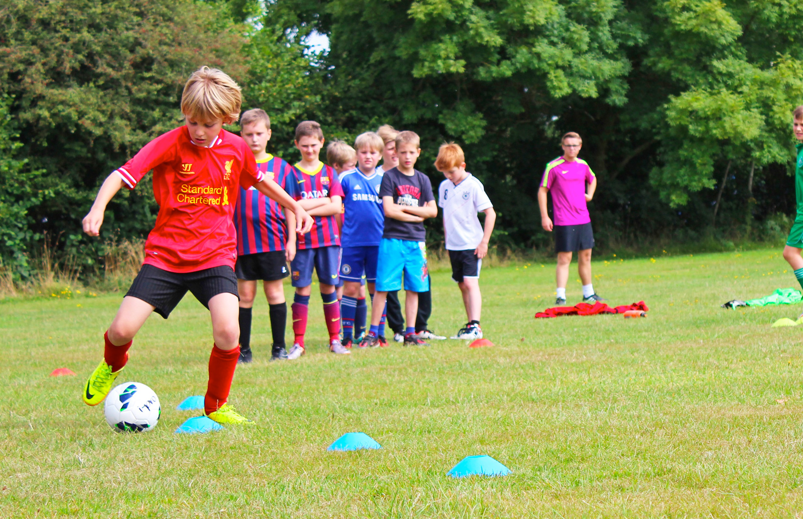 Football Coaching with AFC Bournemouth