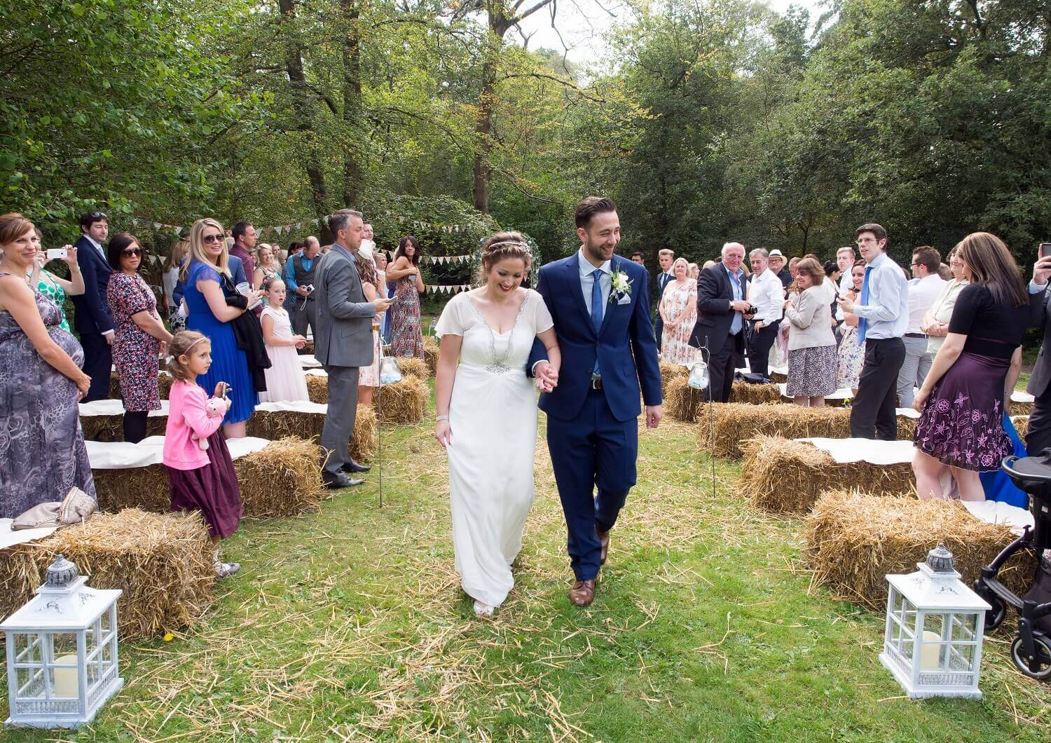 Weddings in the New Forest