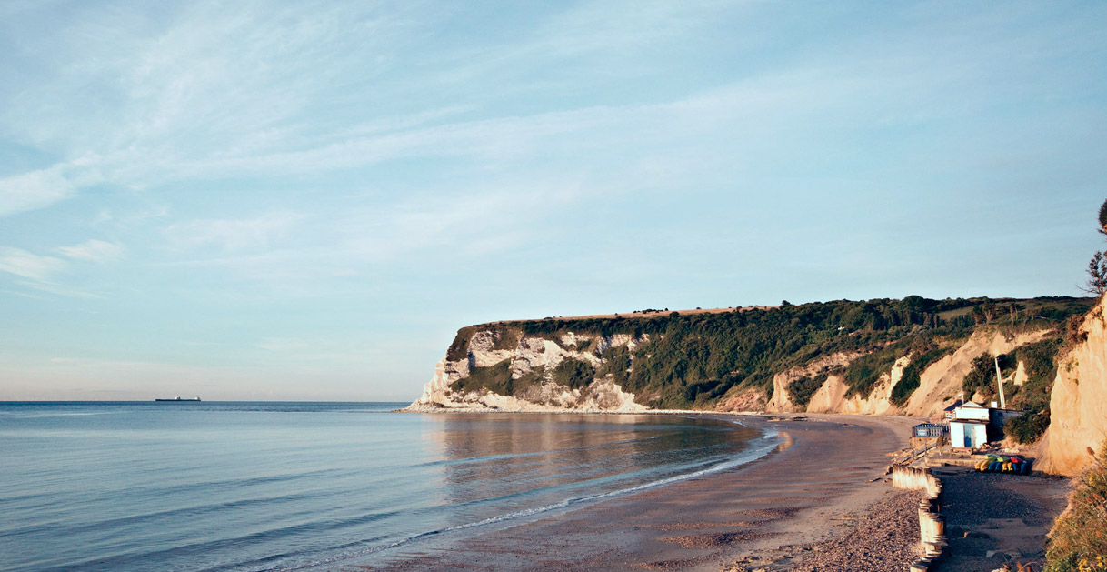 Winter Breaks at Whitecliff Bay, Isle of Wight