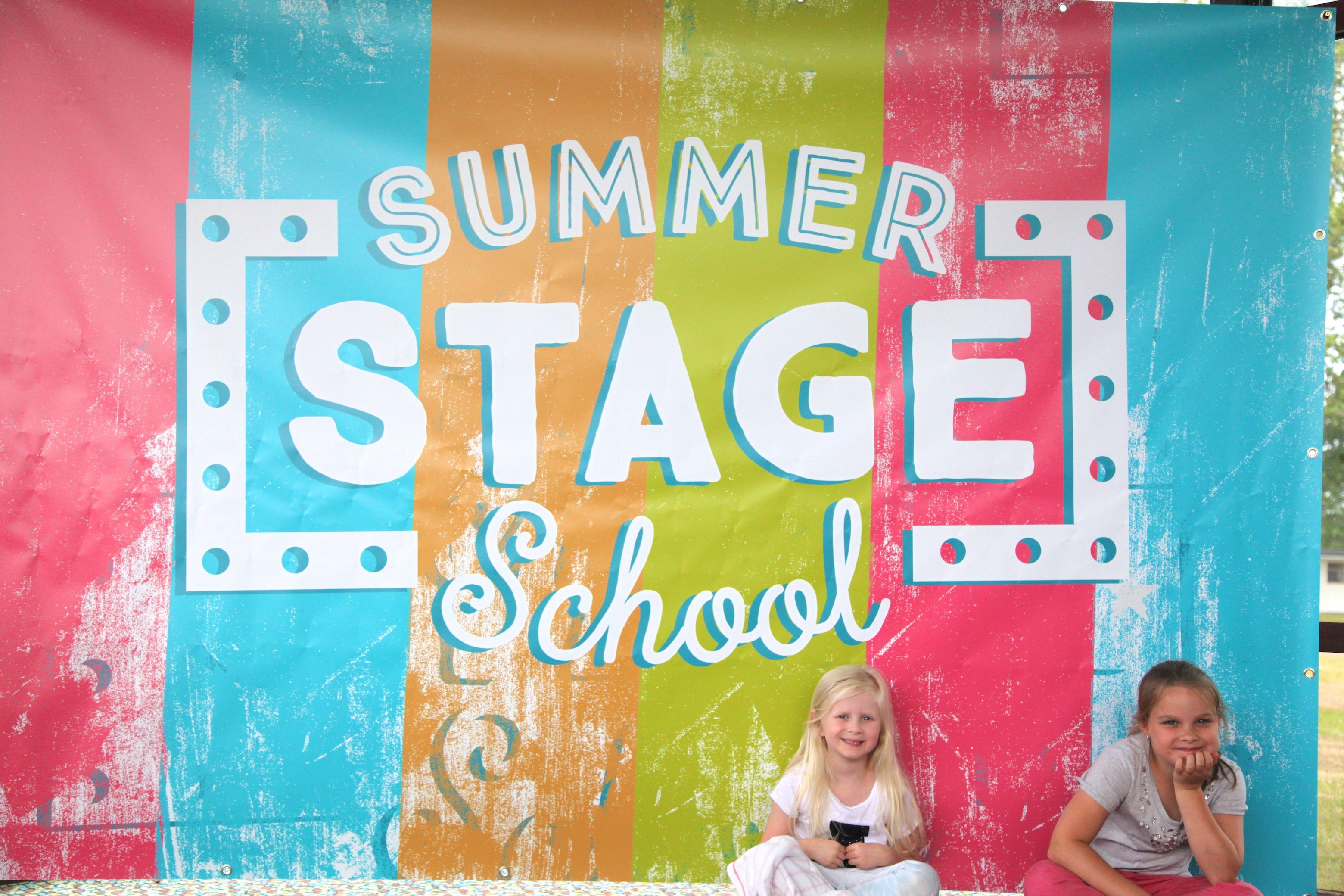 Away Resorts Summer Stage School
