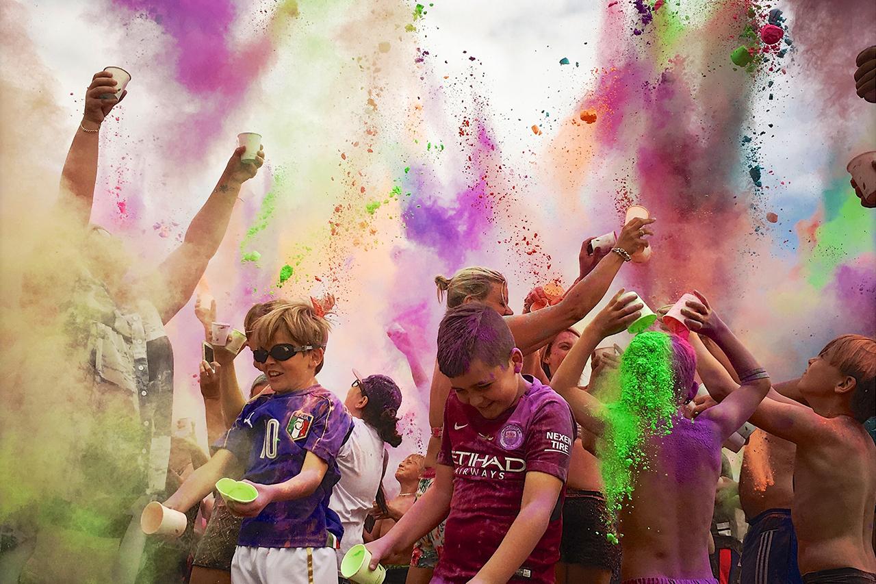 Colour festival